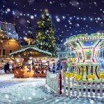 タリンのクリスマス風景