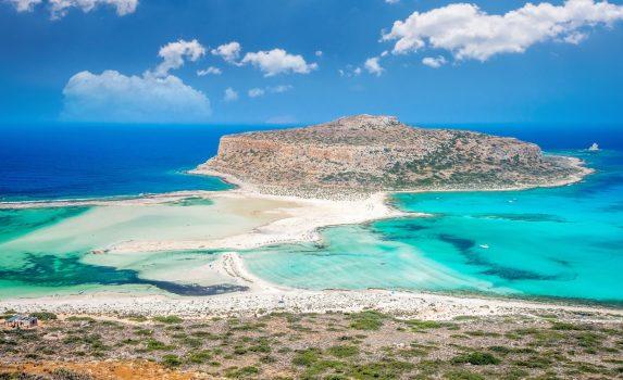 ギリシャ クレタ島の風景 ギリシャの風景