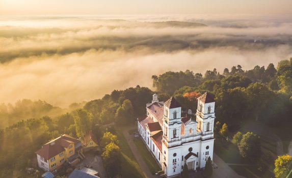 カウナス リトアニアの風景