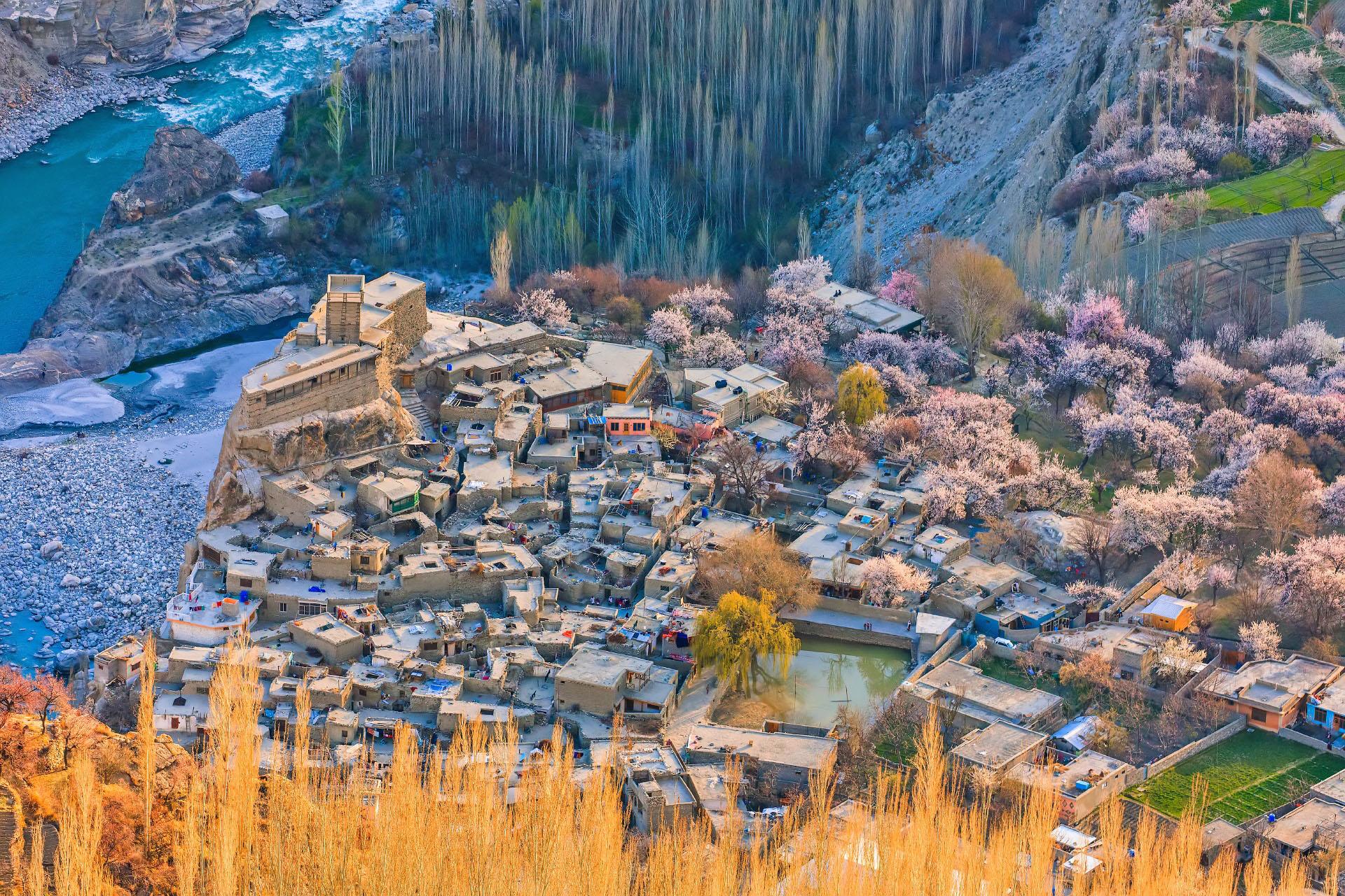 アルティット・フォート パキスタンの風景