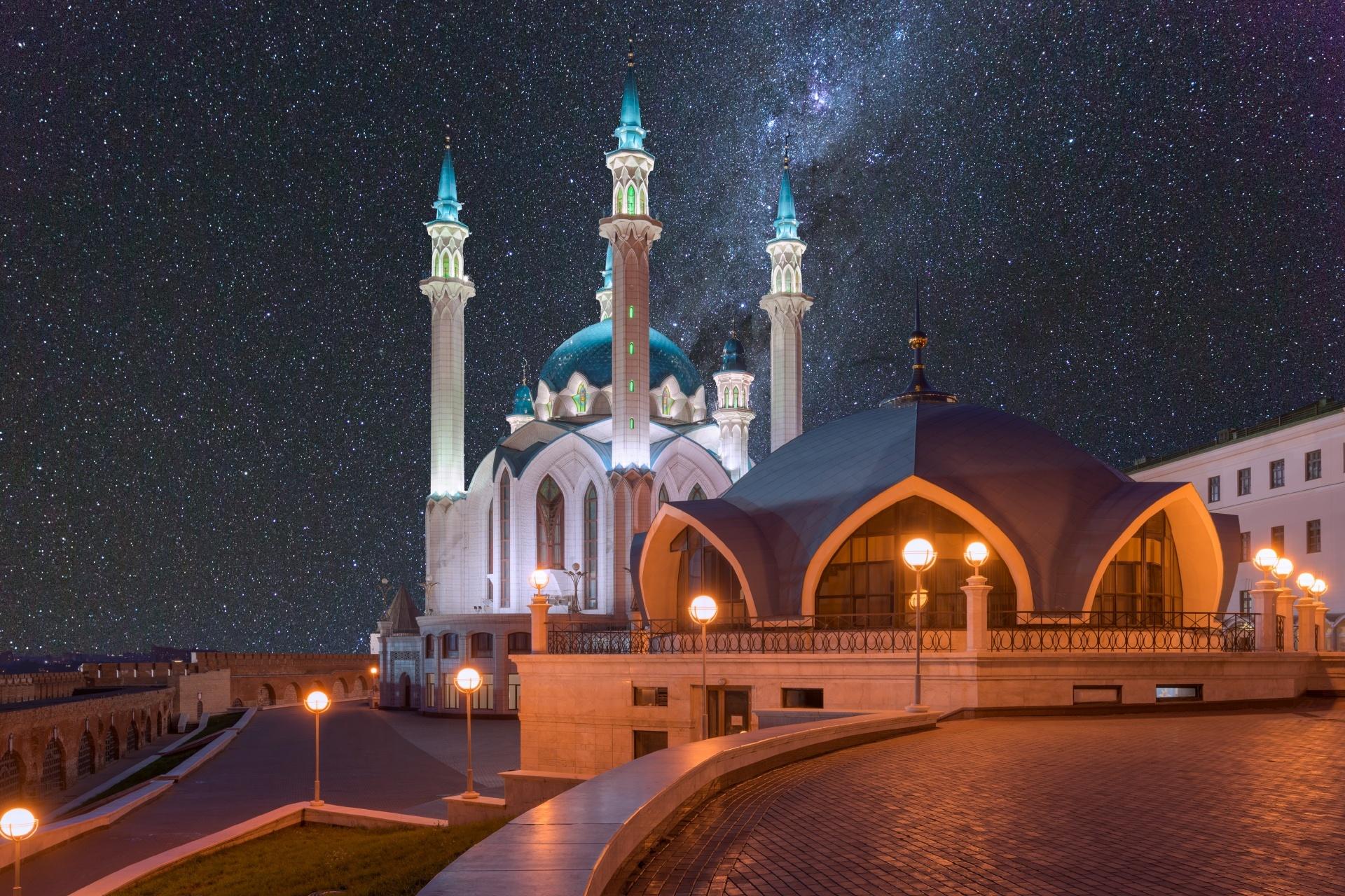 クル・シャリフ・モスクの風景 カザンの風景