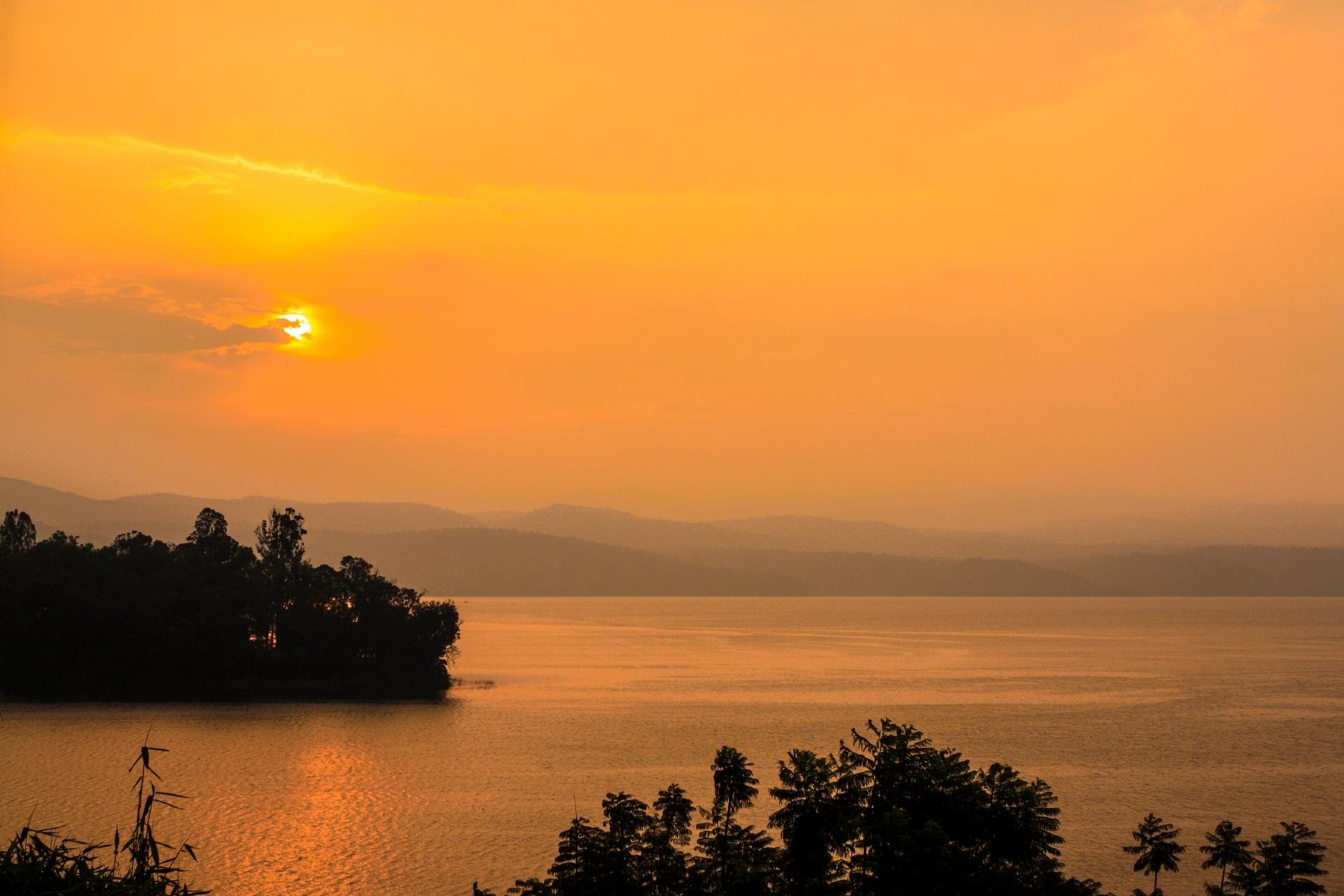ルワンダの風景