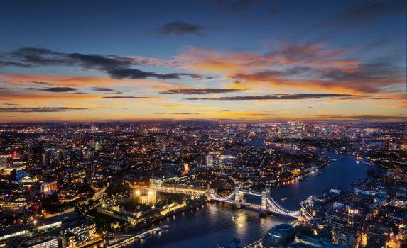ロンドンの美しい風景 イギリスの風景