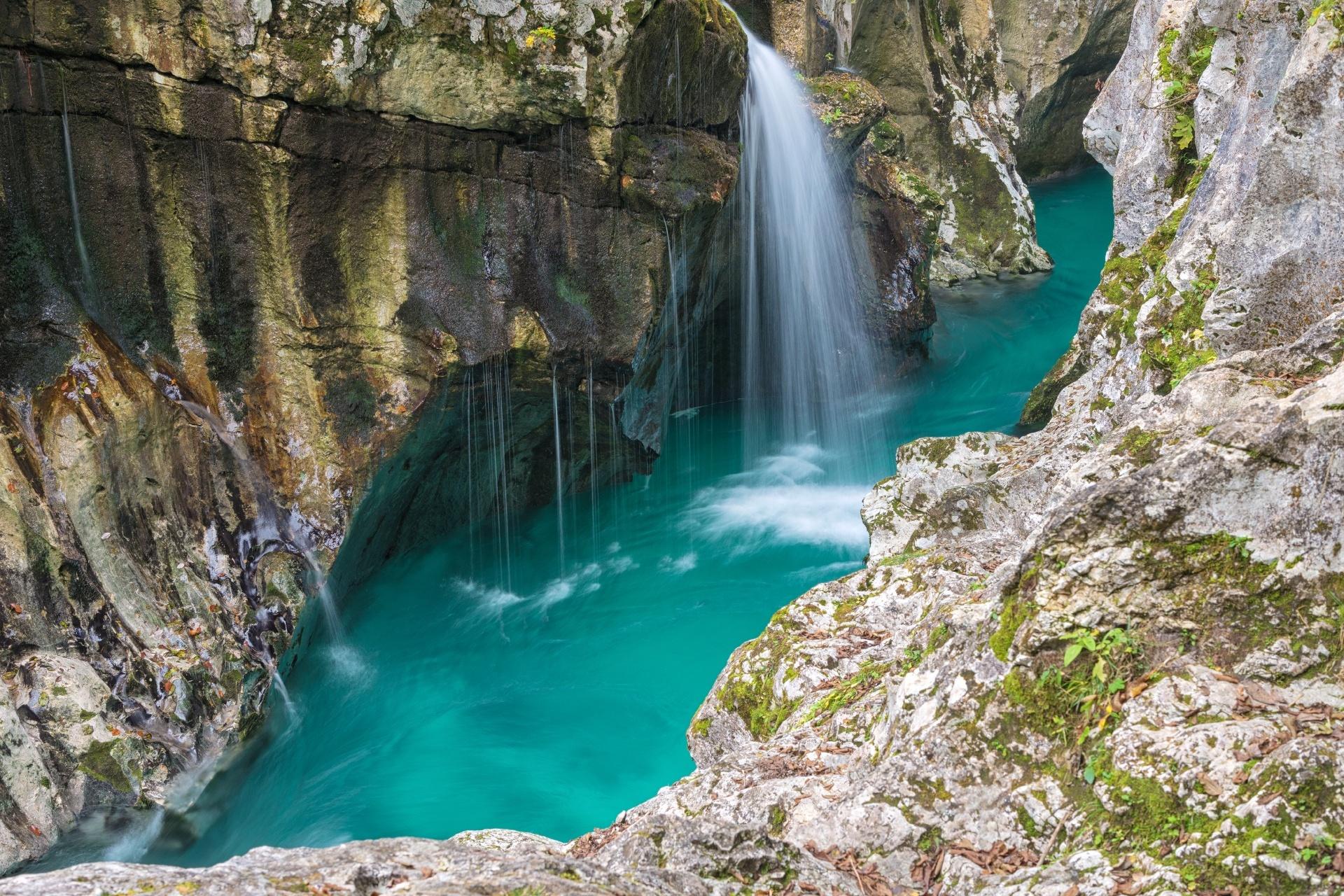 トリグラウ国立公園の風景  スロベニアの風景
