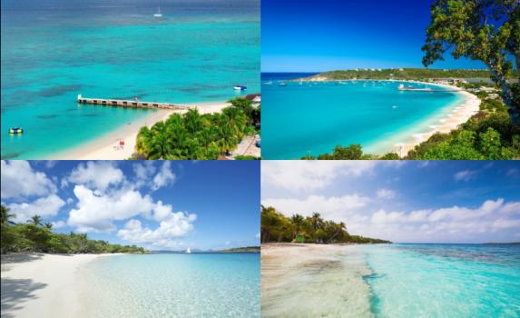 一度は訪れたい カリブ海の美しい風景 カリブ海の魅惑の風景
