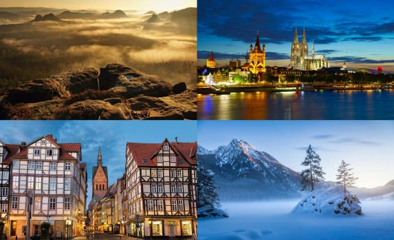 ドイツの美しい風景20選
