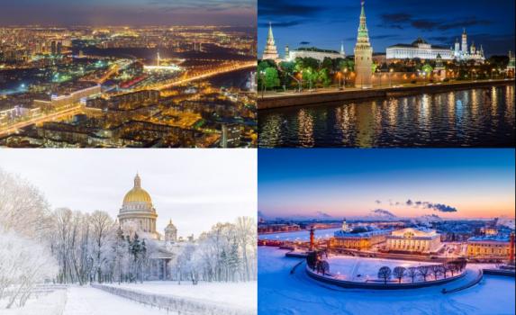 一度は見てみたい ロシアの美しい風景 ロシアの魅惑の風景