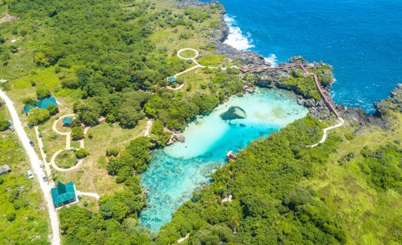 スンバ島 ウィークリー・ラグーンの風景 インドネシアの風景