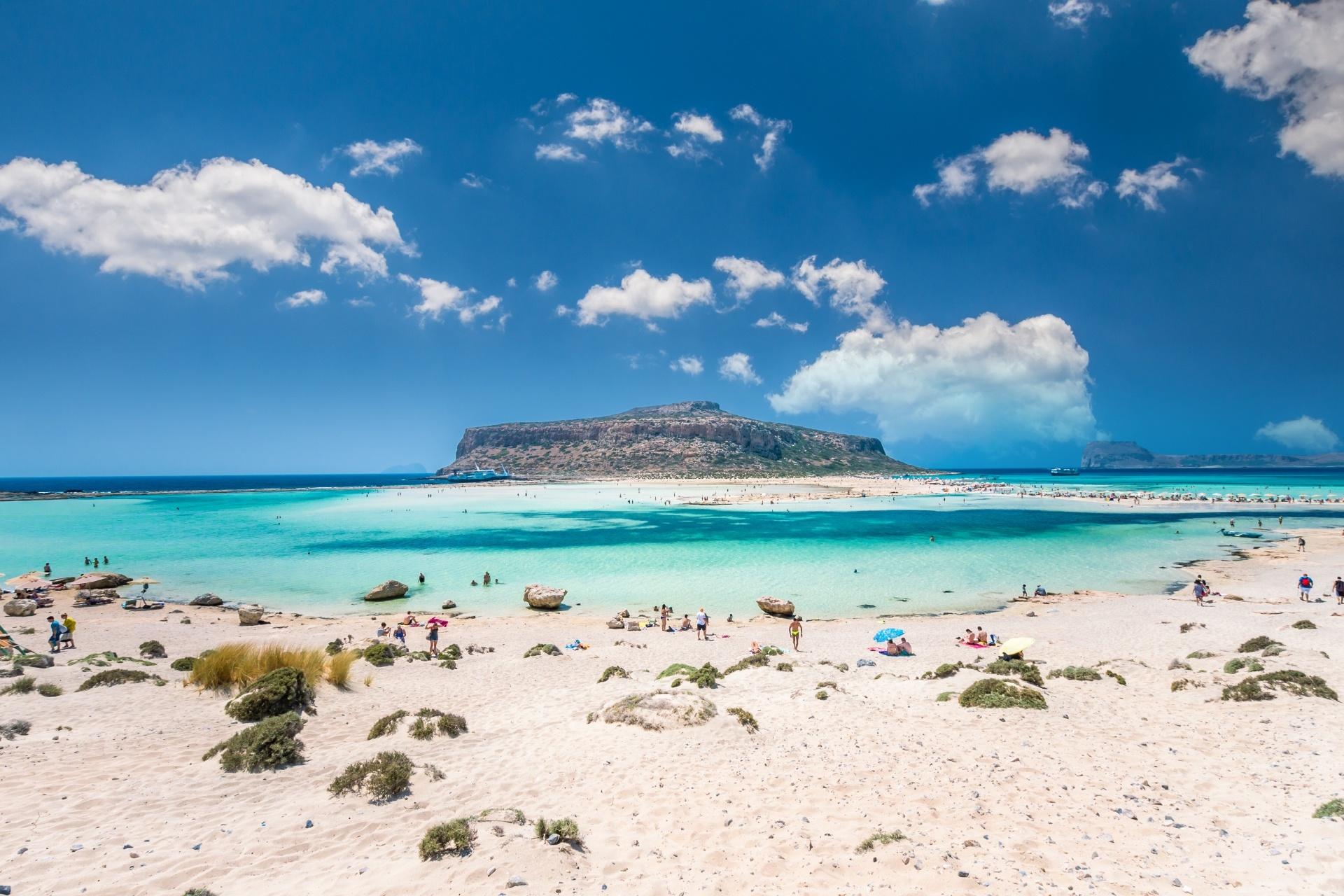 クレタ島の風景 ギリシャの風景
