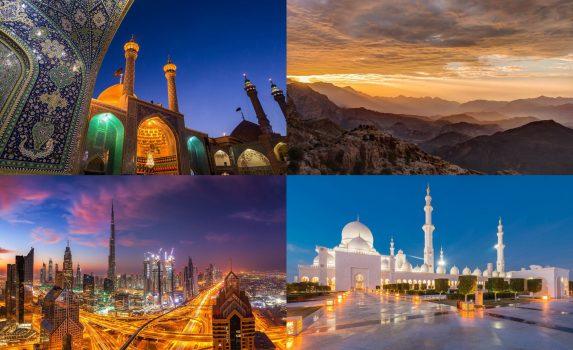 中東の美しい風景 25選