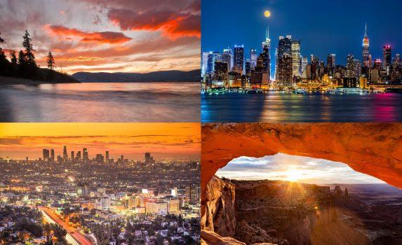 アメリカの美しい風景 30選