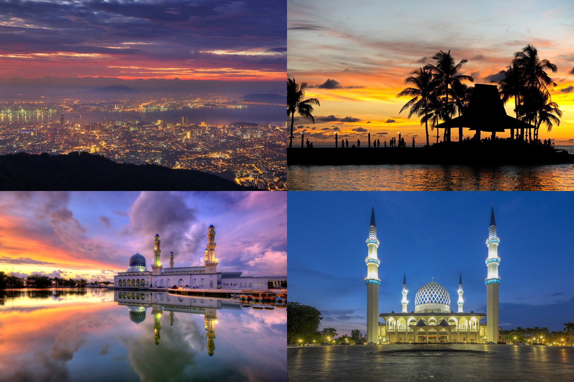 マレーシアの美しい風景 20選