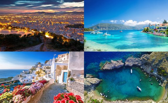 ギリシャの美しい風景 20選