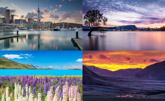 ニュージーランドの美しい風景 20選