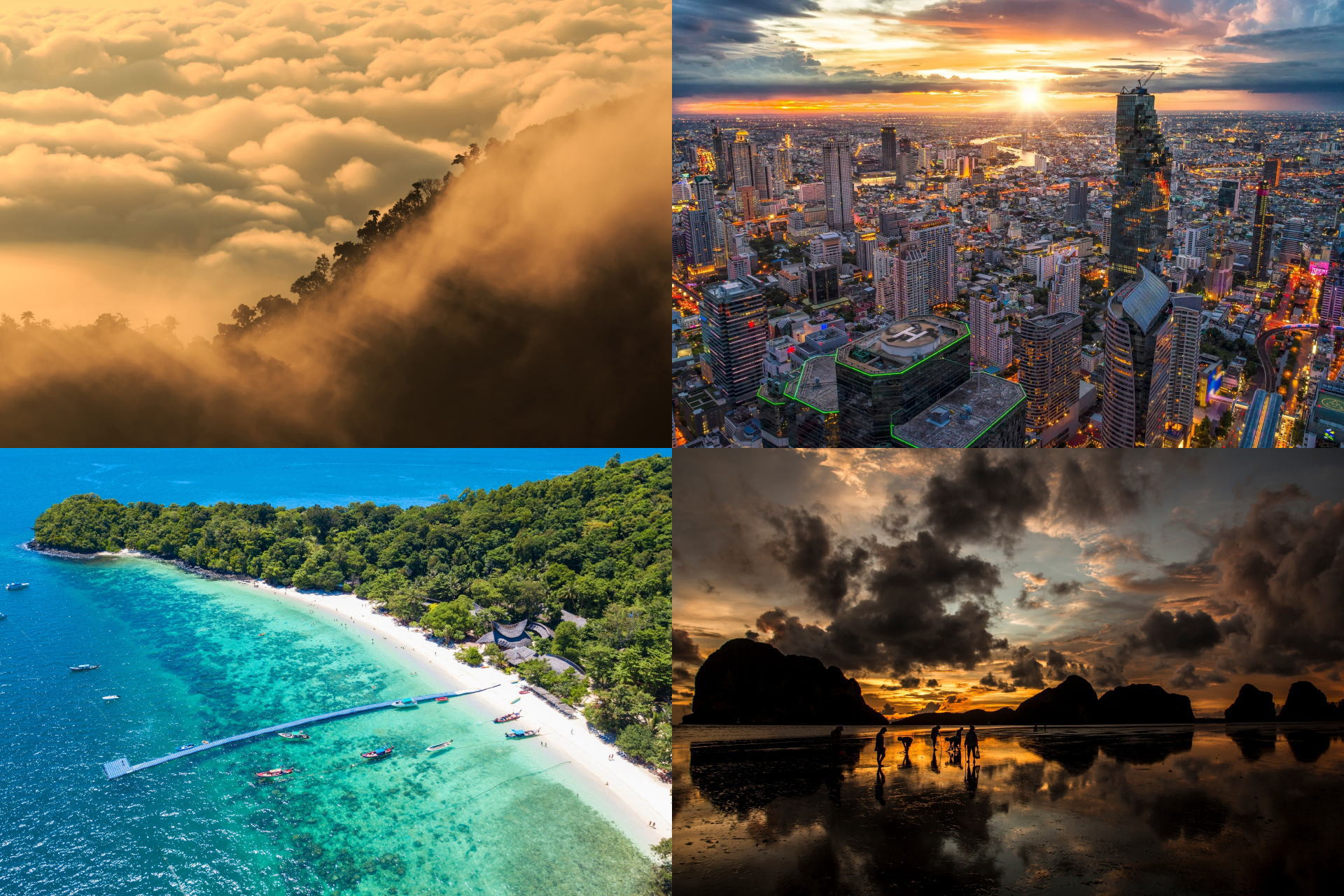タイの美しい風景25選