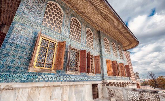トプカプ宮殿 トルコの風景