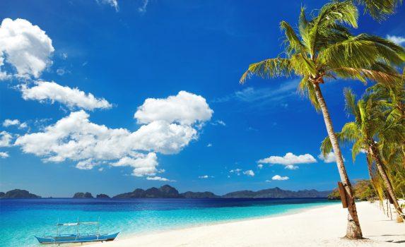 エル・ニドの風景 フィリピンの風景