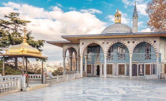 トプカプ宮殿 イスタンブールの風景 トルコの風景