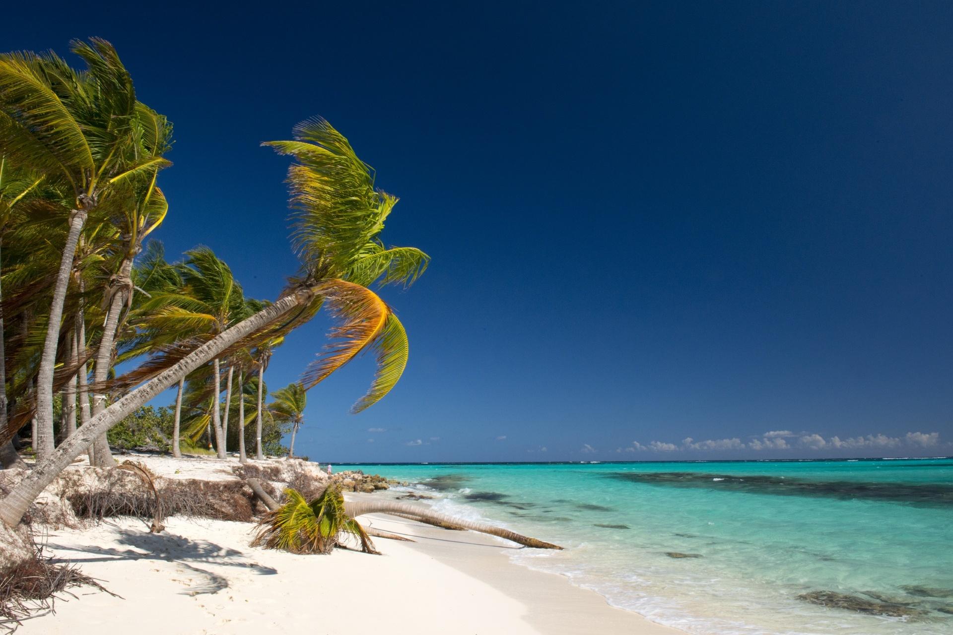 カリブ海 アンギラ島の風景
