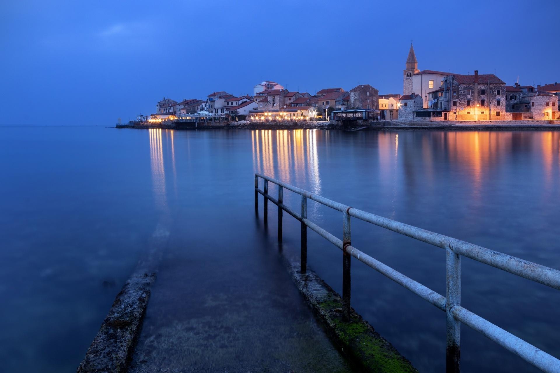 ウマグの風景 クロアチアの風景