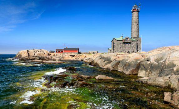 ベンクトゥシャール灯台 フィンランドの風景