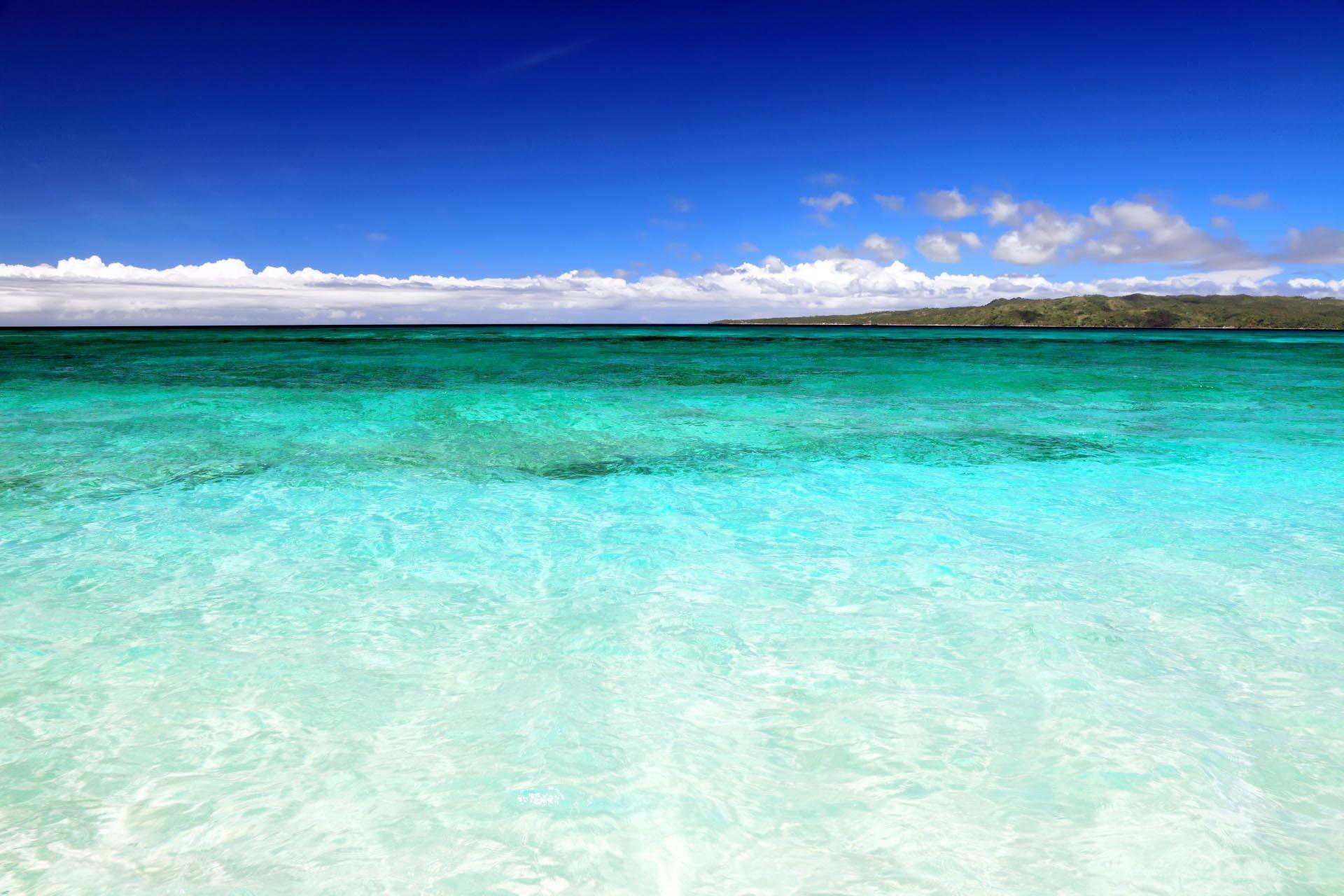 ボラカイ島 フィリピンの風景