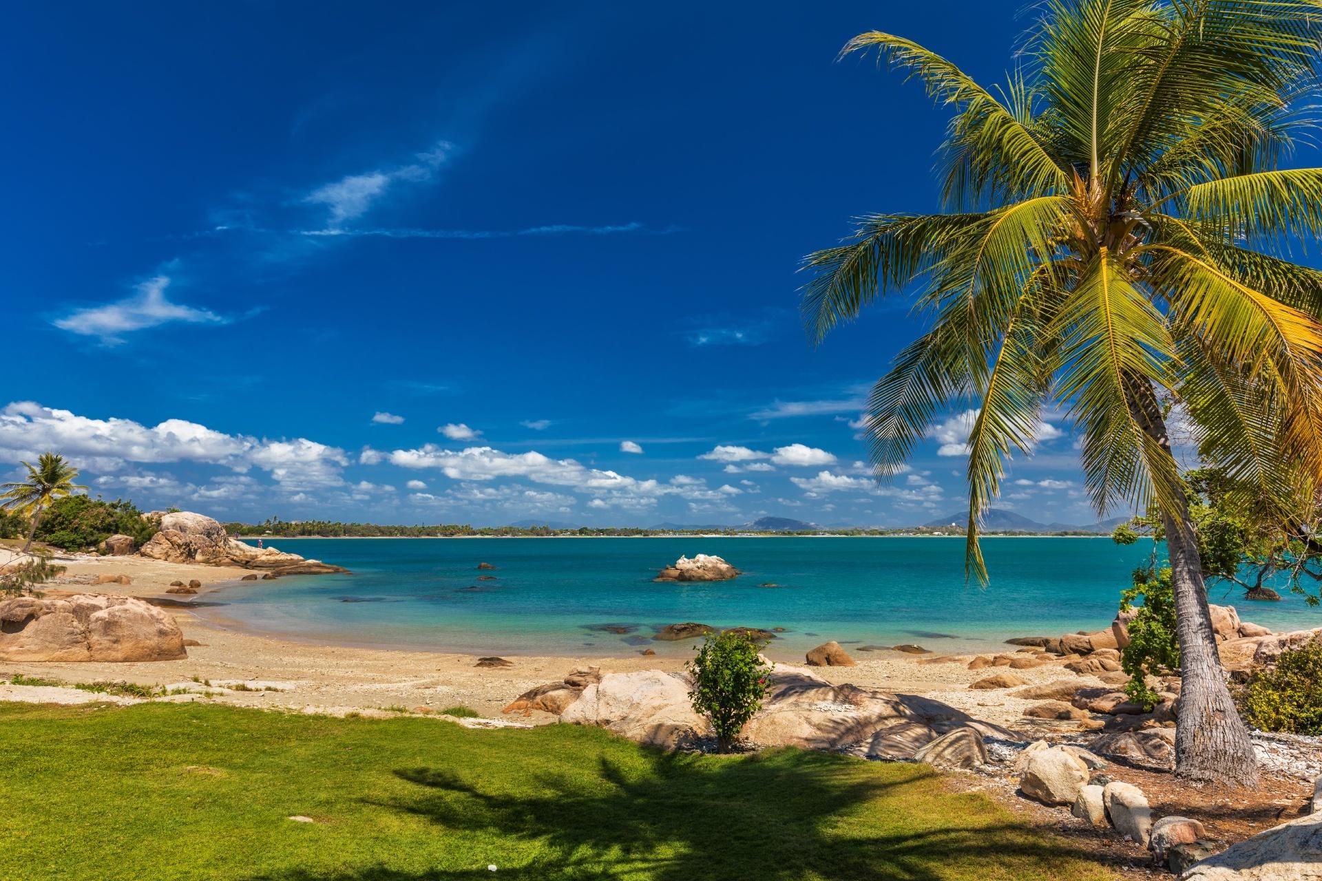 ホースシュー・ベイの風景 オーストラリアの風景