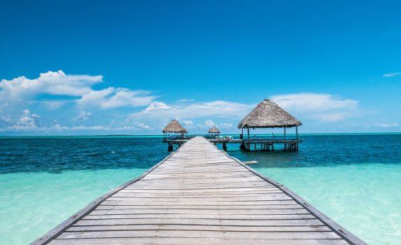 カリブ海の風景 キューバの風景