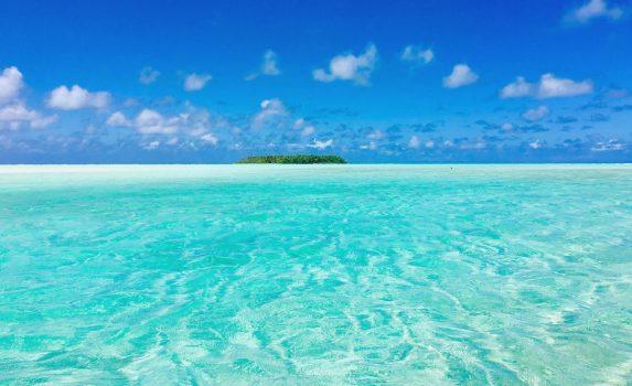 タヒチの風景 フランス領ポリネシアの風景