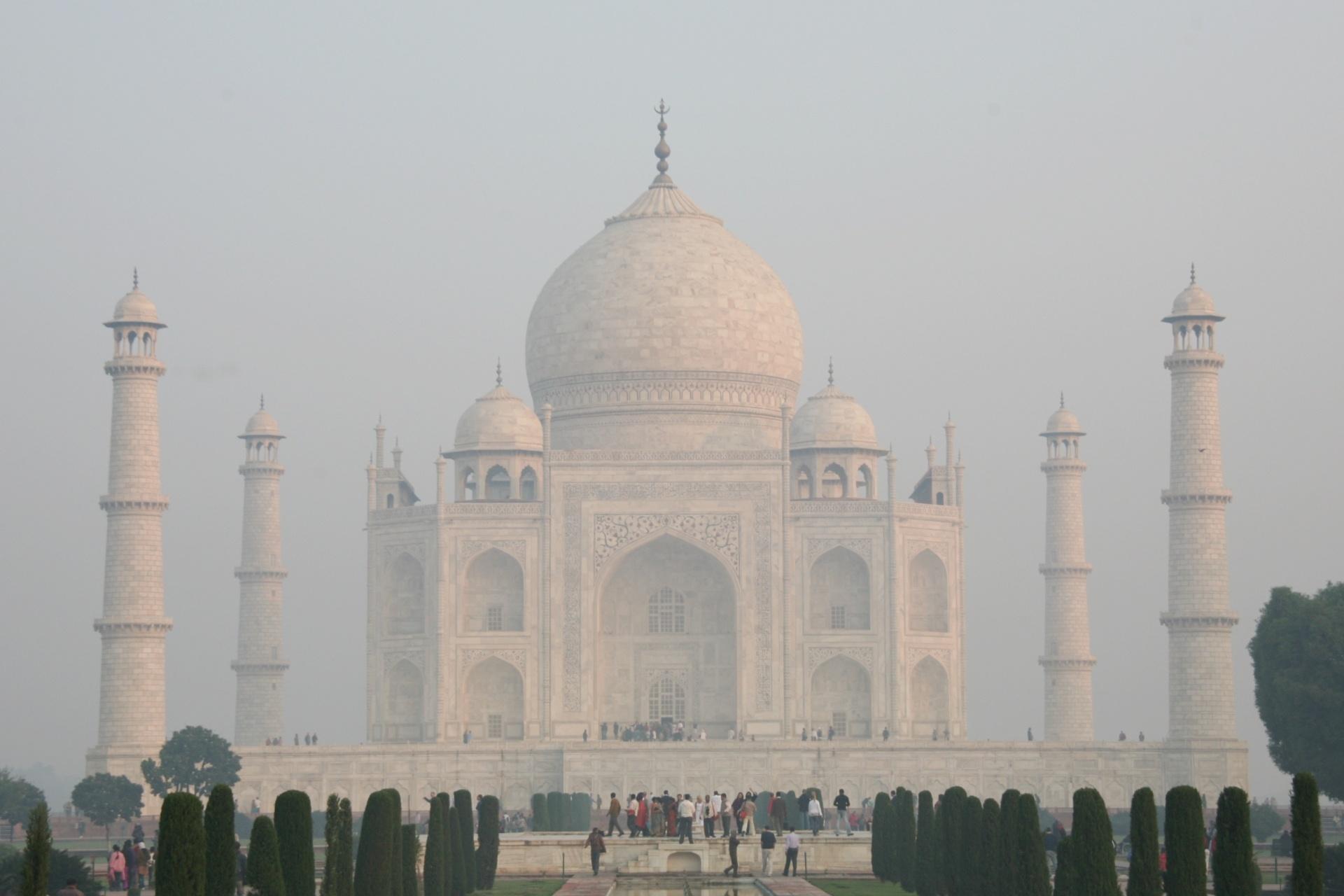 タージ・マハル インドの風景