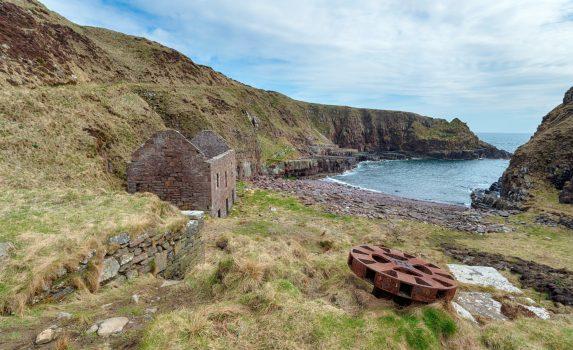 サークレットの風景 スコットランドの風景