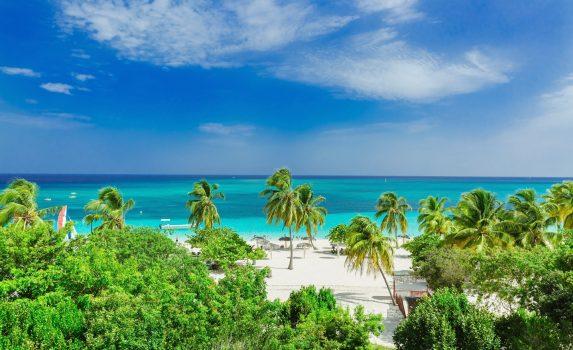 オルギンの風景 キューバの風景