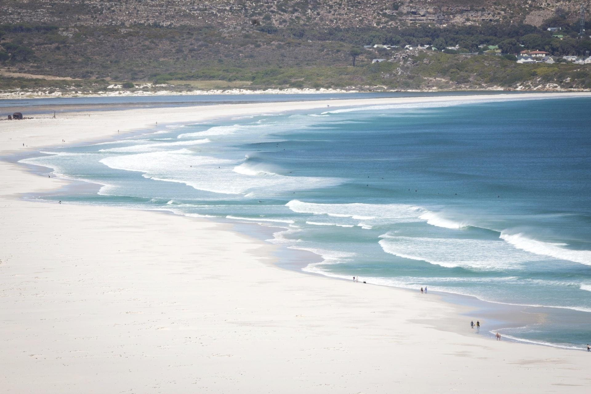 ケープタウン ノードホークの風景 南アフリカの風景