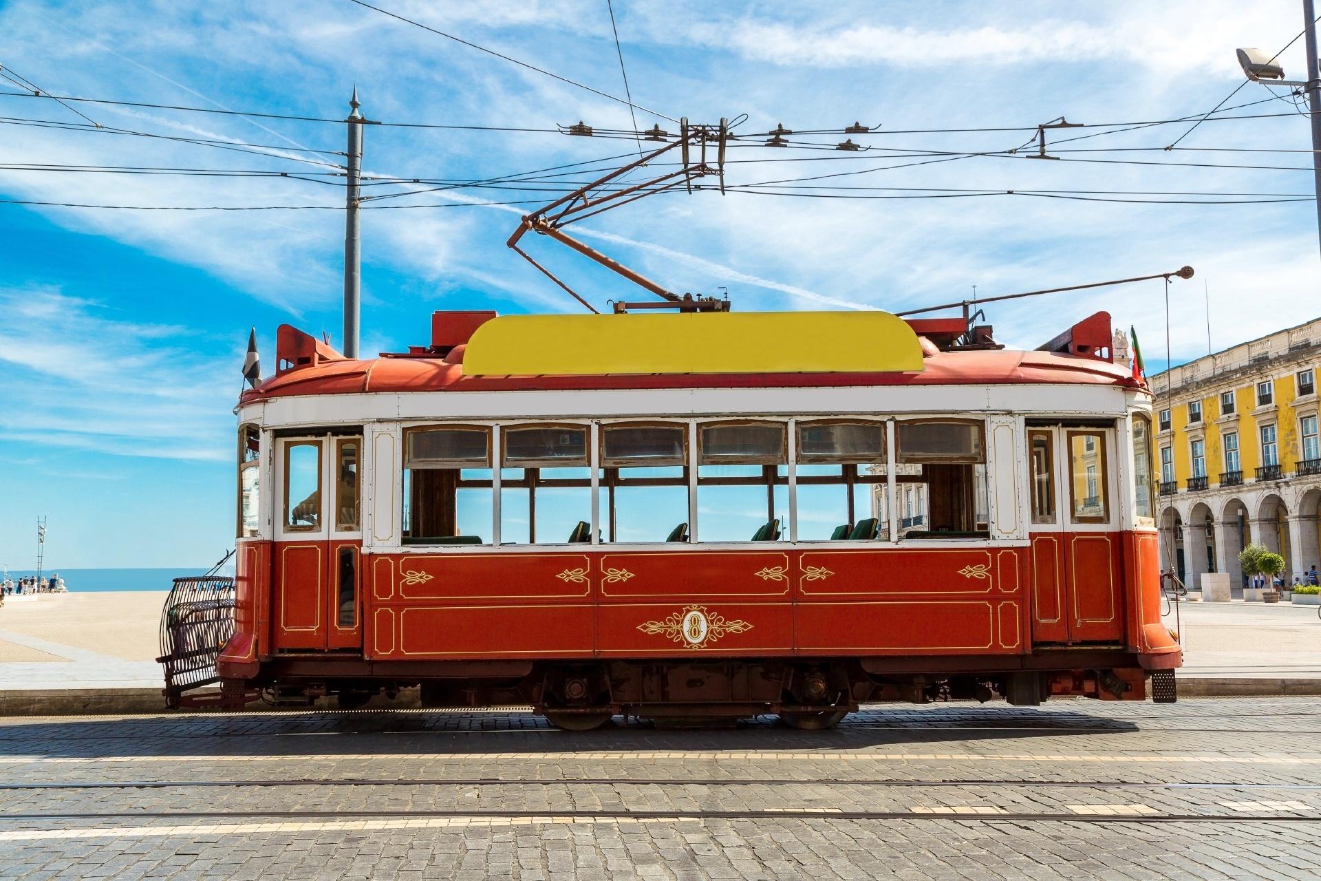 リスボンの風景 ポルトガルの風景