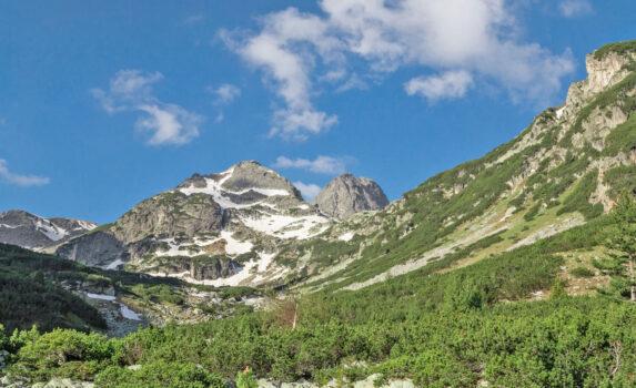 リラ山脈 ブルガリアの風景