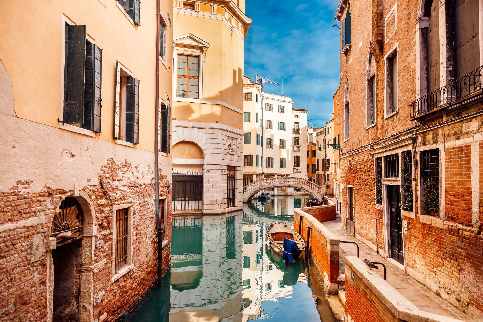 ヴェネツィアの風景 イタリアの風景