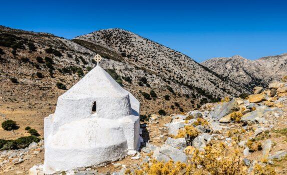 ナクソス島の風景 ギリシャの風景