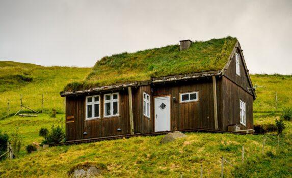 フェロー諸島の風景 デンマークの風景